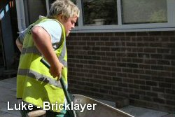 Luke - Bricklayer