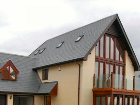 New Build - 4 x large houses in North Somerset (Watchet)
